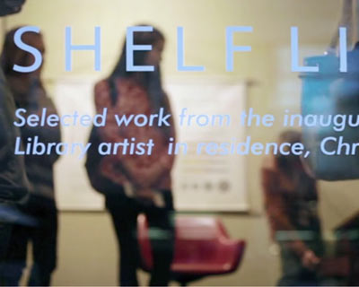 A view of the Shelf Life exhibition
